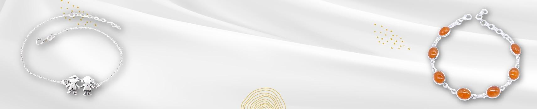 Colección Aritzi - Pulseras de Mujer en Plata y Acero
